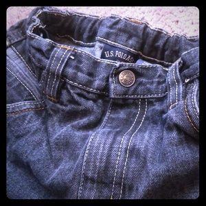 US POLO Dark Wash Jeans
